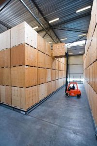 Opslagkisten Self storage